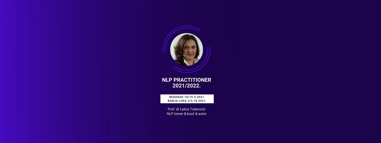 NLP Practicioner